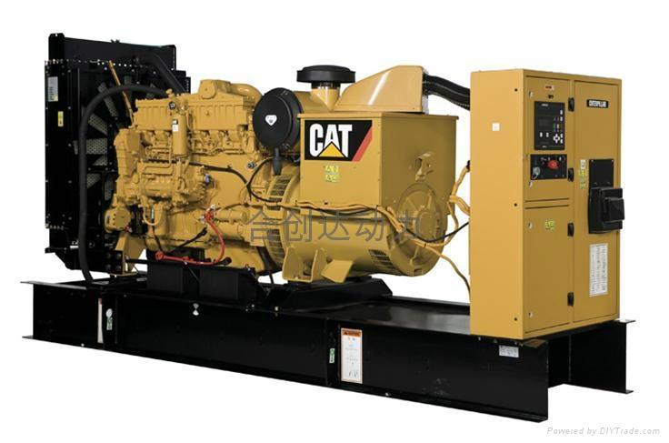 卡特彼勒柴油发电机组(CATERPILLAR) 1