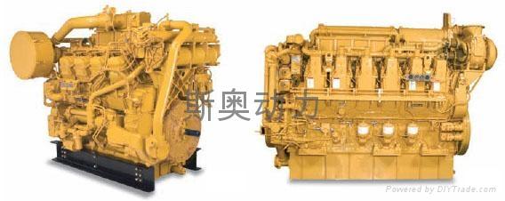 卡特彼勒(Caterpillar)油田用柴油发动机 1