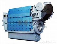 曼MAN船用推進發動機(功率:1290-9000KW)