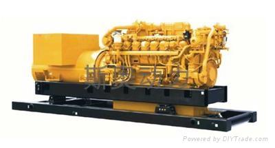 卡特彼勒(Caterpillar)油田用柴油发电机组 1