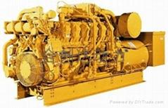 卡特彼勒(Caterpillar)油田用燃气发电机组