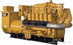 卡特彼勒燃气发电机组
