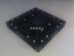 黑色塑料托盤