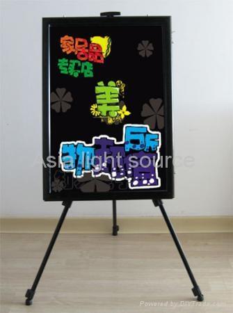LED writing board  2