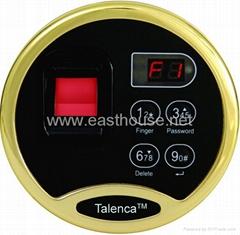 SecuRam BSL-0601 biometric fingerprint controller/safe lock/electric lock