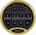 Electronic safe lock(ECSL-0601A-D)