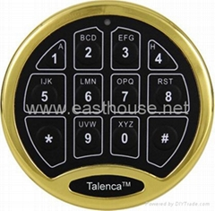 Electronic safe lock(ECSL-0601A-D)