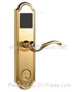 IC card hotel lock 1