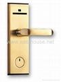 IC card electronic door lock