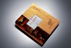 深圳時尚精美紅酒雙支裝禮品盒