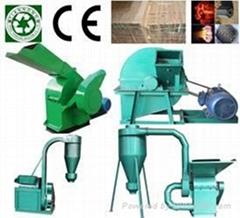 Complete Biomass Briquetting Plant