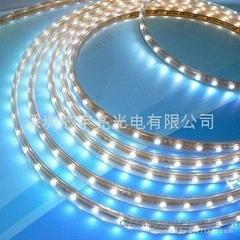 长期供应LED滴胶灌胶防水软灯条