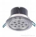 供應LED天花燈 光宏芯片 防水電源 1
