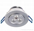 供應LED天花燈 光宏芯片 防水電源 2