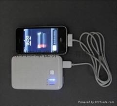 MD03移动电源-5000mA
