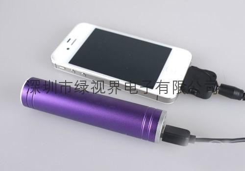MD06手电筒移动电源-2600MA 3