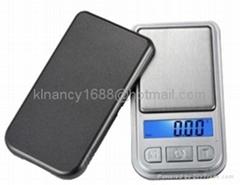Super-Mini Pocket Scale
