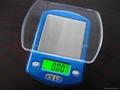 300g/0.1g Carat Diamond Scale