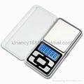 200g/0.01g Jewelry Digital Pocket Scale