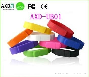 bracelet usb flash drive 1
