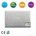 Hot sell credit card pen drive 3