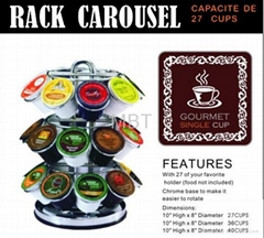 k cup storage carousel k cup coffee tree k cup holder k cup tool set