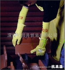 安思尔 ANSELL 43-116耐高温手套