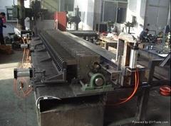 EBM-100石笼网六角网专用卷边机