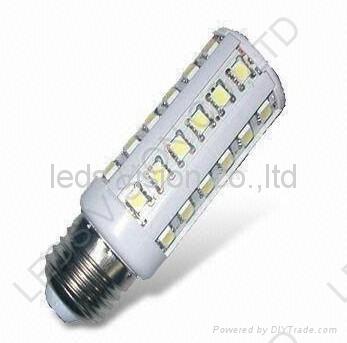 Power saving  E27 smd led corn bulb for home lighting    1