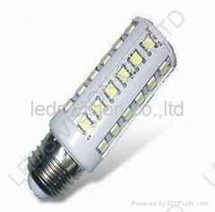 Power saving  E27 smd led corn bulb for home lighting