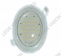 LED 3W SMD Down light lighting fixtures
