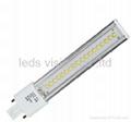 8w led pl lights replacement corn light