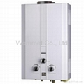 Flue( Chimney) type 6L Gas Water Heater 2