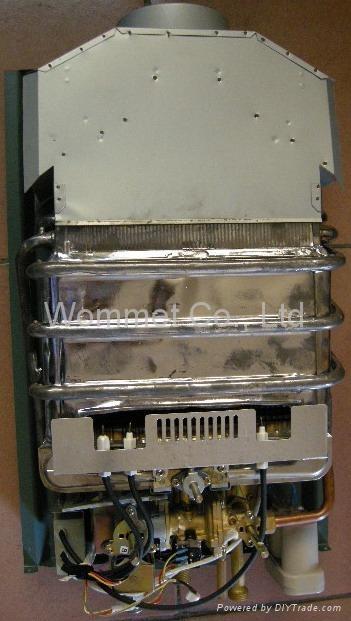 Flue type gas water heater 2