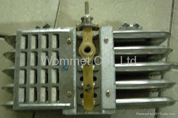 Flue type gas water heater 4