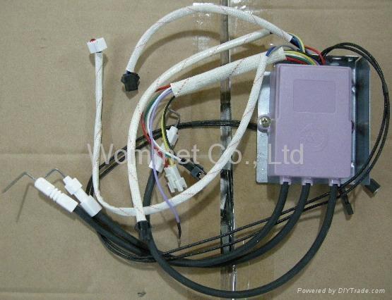 Flue type gas water heater 5