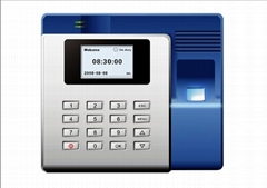 BC530 fingerprint time attendance