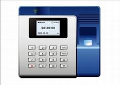BC530 fingerprint time attendance