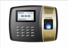 BC750 fingerprint time attendance