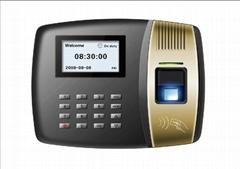 BC750 fingerprint time attendance