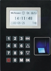 BC600 professional fingerprint access control& time attendance