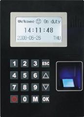 BC600 professional fingerprint access control& time attendance