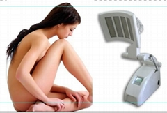 Portable LED skin rejuvenation