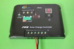 EPHC-10/12,solar charge controller, with power switch, for solar home system