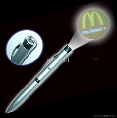 LED LOGO Project Pen