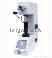 HV-50A VICKERS HARDNESS TESTER