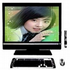 EAE--LCD19inch All-in-one PC&TV(touchscreen optional)