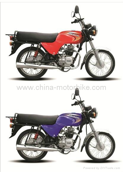 Motorcycle Bajaj Boxer S 100cc CT100 BM100 Motos China