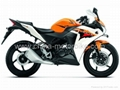 China Super Sports Racing Motorcycle CBR150