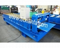Color Steel wall panel roll forming machine   XF900